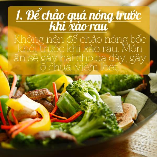 8 mẹo vặt nấu nướng ai cũng nên biết