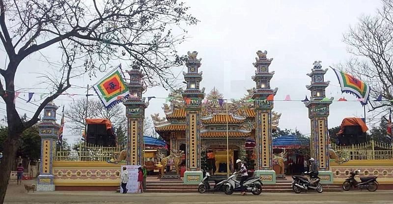 Hình Ảnh Lễ Hội Cầu Ngư Từ Quê Làng Thai Dương Thuận An